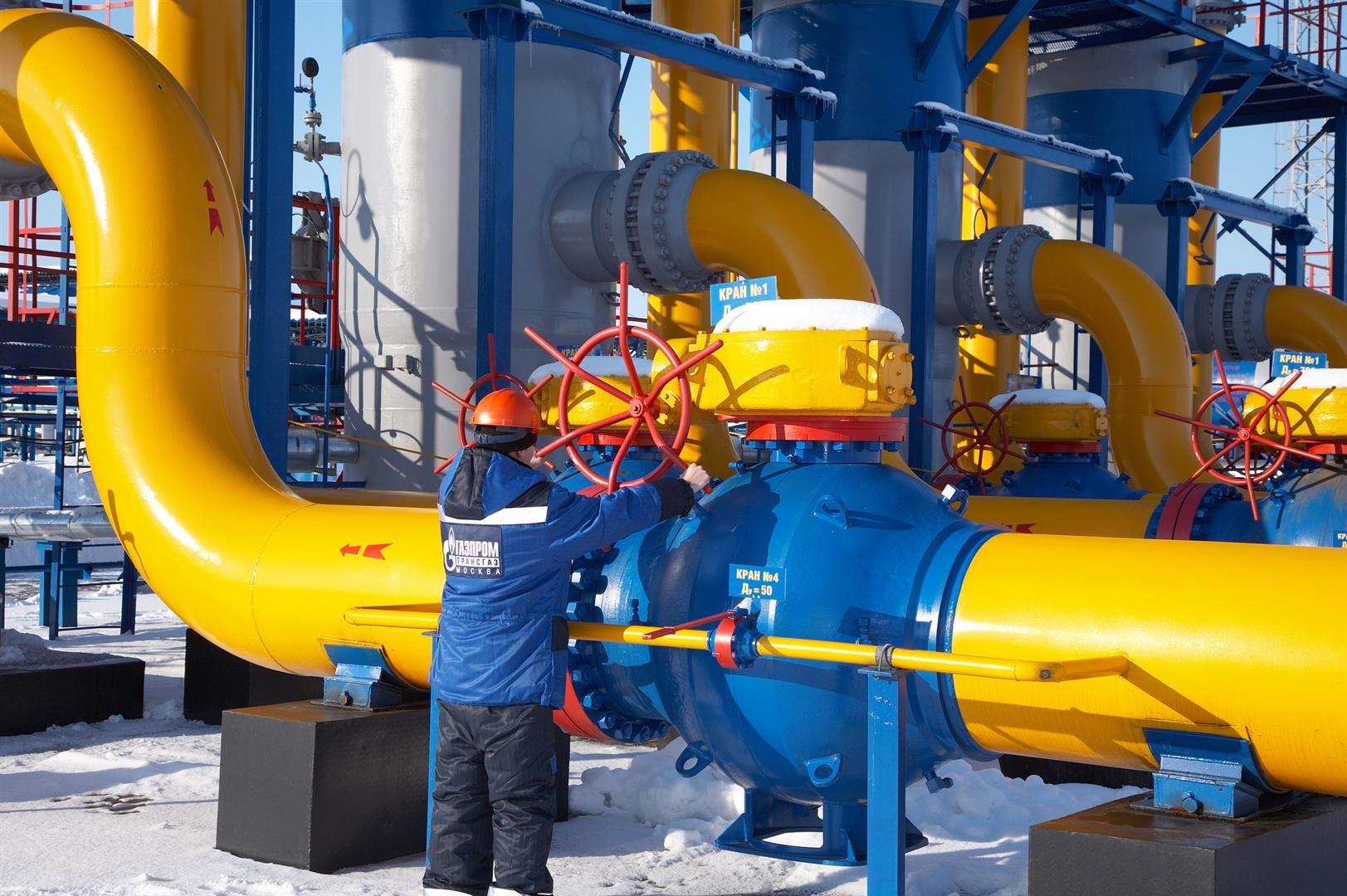 «Газпром» расторгнет все договоры с«Нафтогазом»